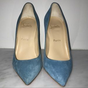 Pigalle follies Christian louboutin shoes